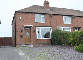 Thumbnail 3 bed end terrace house for sale in Burton Road, Overseal, Swadlincote