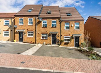 Thumbnail 3 bed detached house for sale in Wellspring Gardens, Dudley