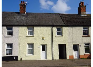 Thumbnail 3 bed terraced house for sale in Beccles Road, Gorleston, Great Yarmouth