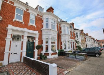 Thumbnail 5 bed terraced house for sale in St. Ronans Avenue, Southsea