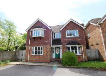 Thumbnail 5 bedroom detached house for sale in Viables Lane, Basingstoke