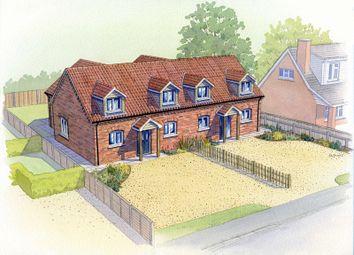 Thumbnail 3 bedroom semi-detached house for sale in Sandy Way, Ingoldisthorpe, Kings Lynn, Norfolk.