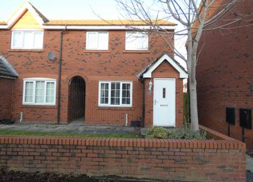 Thumbnail 3 bed semi-detached house for sale in Harrison Close, Warrington