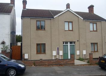 Thumbnail 1 bed flat to rent in Finedon Road, Wellingborough, Northants