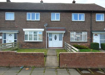 Thumbnail 3 bed terraced house for sale in Roselea, Jarrow