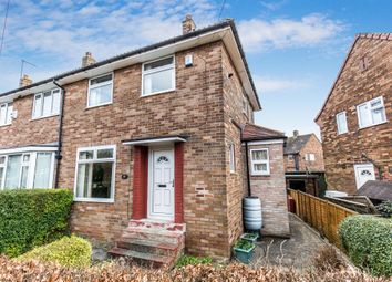 Thumbnail 2 bed semi-detached house for sale in Old Farm Drive, West Park, Leeds