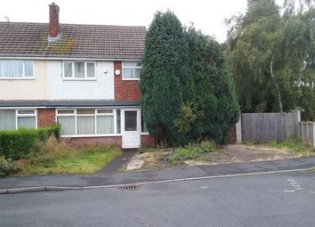 Thumbnail 3 bedroom semi-detached house for sale in Ash Lea Drive, Donnington, Telford