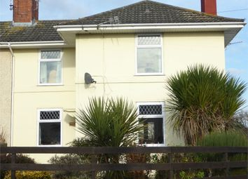 Thumbnail 3 bed end terrace house for sale in Bulwark Avenue, Chepstow, Monmouthshire