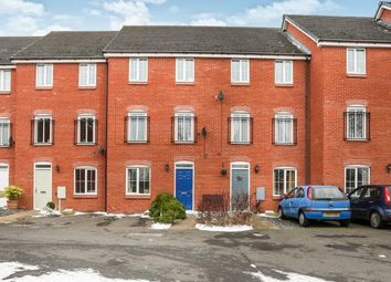 Thumbnail 4 bed terraced house for sale in Merevale Road, Atherstone, Warwickshire
