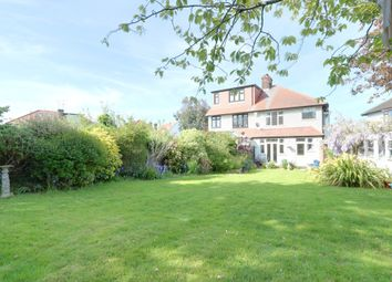 Thumbnail 3 bedroom semi-detached house for sale in Yeovil Chase, Westcliff-On-Sea