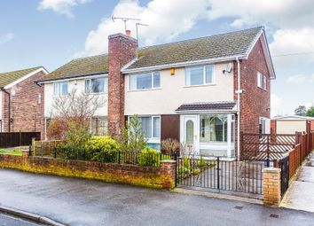 Thumbnail 3 bed semi-detached house for sale in Little Haynooking Lane, Maltby, Rotherham