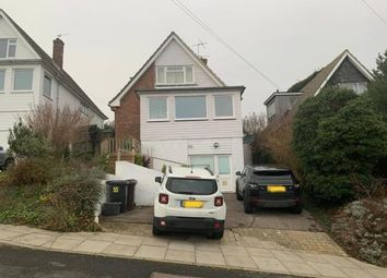 Thumbnail 4 bed detached house for sale in Wivelsfield Road, Saltdean, Brighton, East Sussex
