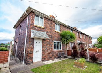 Thumbnail 3 bed end terrace house for sale in Mount Pleasant Road, Carlisle