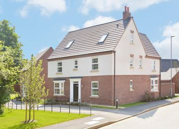 "Thumbnail 5 bed detached house for sale in ""Moorecroft"" at Woodcock Square, Mickleover, Derby"