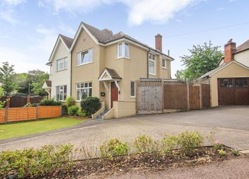 Thumbnail 3 bed semi-detached house for sale in Partridge Mead, Banstead, Surrey.