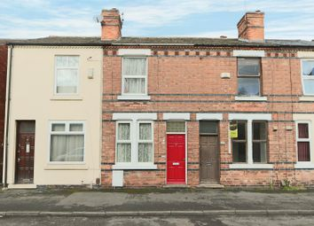 Thumbnail 2 bed terraced house for sale in Chelmsford Road, Basford, Nottingham
