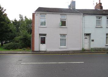 Thumbnail 3 bed end terrace house for sale in Park Street, Bridgend