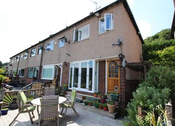 Thumbnail 2 bed end terrace house for sale in Overdale, Kebroyd Lane, Sowerby Bridge