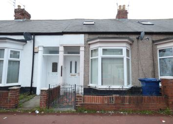 Thumbnail 2 bed terraced house to rent in Chester Terrace North, Sunderland