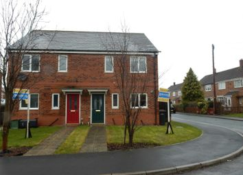 Thumbnail 3 bed semi-detached house for sale in 63B David Terrace, Bowburn, County Durham