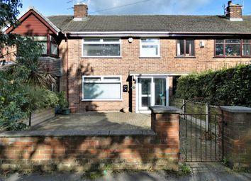 3 bed terraced house for sale in Winwick Road, Warrington WA2