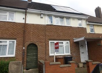 Thumbnail 3 bedroom terraced house for sale in Hastings Road, Kingsthorpe, Northampton