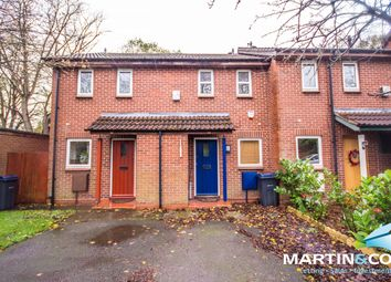 Thumbnail 2 bed terraced house for sale in Fredas Grove, Harborne
