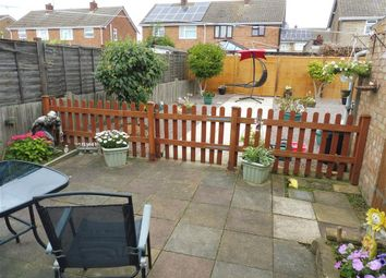 Thumbnail 2 bedroom semi-detached house for sale in Wakelyn Road, Whittlesey, Peterborough