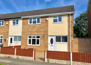 Thumbnail 3 bed end terrace house for sale in Bude Close, Prenton