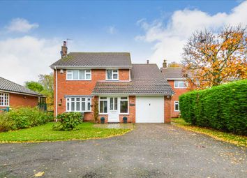 Thumbnail 4 bed detached house to rent in The Fold, Hickling Lane, Nottingham