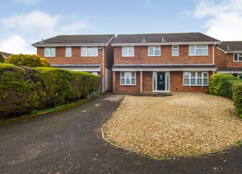 Thumbnail 5 bed detached house for sale in Pullin Court, Oldland Common, Bristol