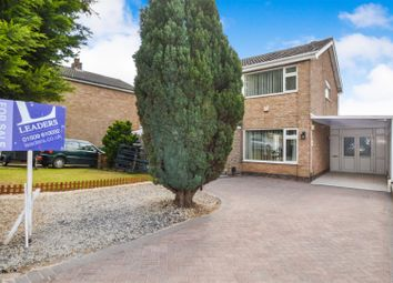 Thumbnail 3 bed semi-detached house for sale in Weldon Avenue, Sileby, Loughborough