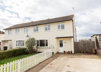 Thumbnail 3 bed semi-detached house for sale in Noble Avenue, Irthlingborough, Wellingborough