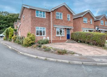 Thumbnail 4 bed detached house for sale in Painswick Close, Oakenshaw, Redditch