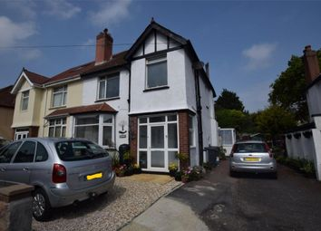 Thumbnail 1 bed flat for sale in Oldway Road, Paignton, Devon