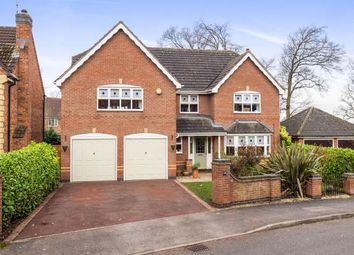 Thumbnail 5 bedroom detached house for sale in Berkeley Crescent, Upper Saxondale, Radcliffe On Trent, Nottingham