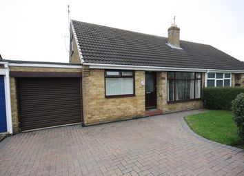 Thumbnail 2 bed bungalow to rent in Layland Road, Skelton-In-Cleveland, Saltburn-By-The-Sea