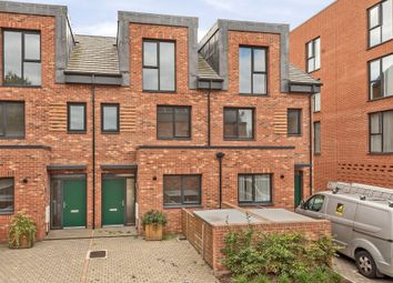 Thumbnail 3 bed end terrace house for sale in Reynard Way, Brentford, London