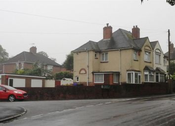 Thumbnail 3 bed detached house for sale in Acreswood Road, Burslem, Stoke-On-Trent