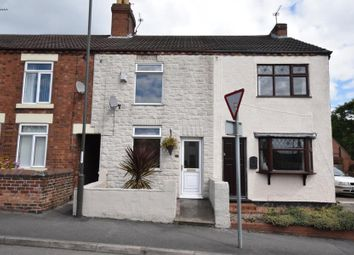 Thumbnail 2 bed terraced house for sale in Peasehill Road, Butterley, Ripley