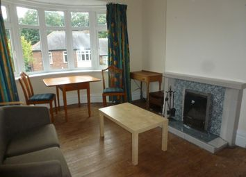 Thumbnail 2 bed flat to rent in Shaftesbury Grove, Heaton, Newcastle Upon Tyne