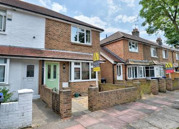 Thumbnail 2 bed end terrace house for sale in St Anselms Road, Worthing, West Sussex