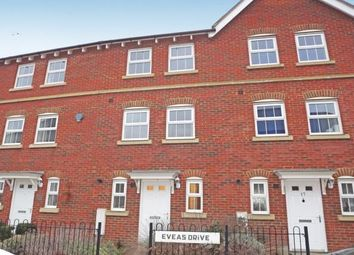 Thumbnail 3 bed terraced house for sale in Eveas Drive, Great Easthall, Sittingbourne, Kent