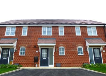 Thumbnail 2 bedroom property to rent in Swallow Drive, Wymondham