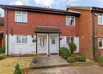Thumbnail 2 bed terraced house to rent in Wilstone Drive, St Albans, Hertfordshire