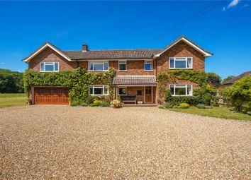 Orestan Lane, Effingham, Leatherhead, Surrey KT24. 4 bed detached house