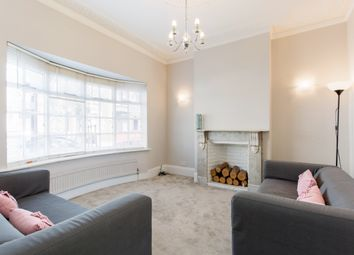 Thumbnail 3 bed terraced house to rent in Strahan Road, London