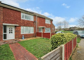 Thumbnail 2 bed terraced house for sale in Maytree Close, Sompting, Lancing