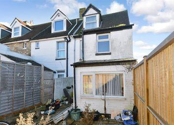 Thumbnail 4 bedroom end terrace house for sale in Garden Road, Folkestone, Kent