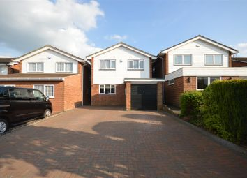 Thumbnail 4 bed detached house for sale in St. Christophers Close, Dunstable